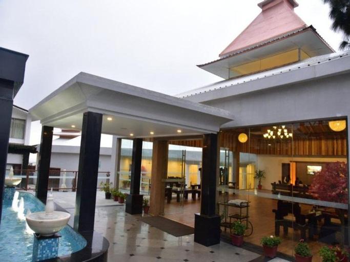 The Terrace Resort, Solan