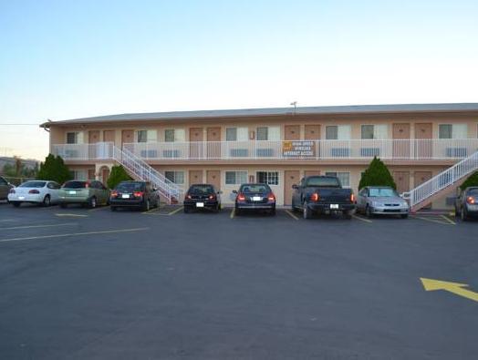 Budget Inn, San Bernardino