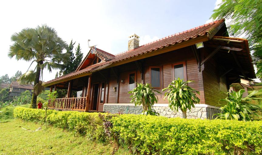 Villa ChavaMinerva Kayu - Ciater, Subang