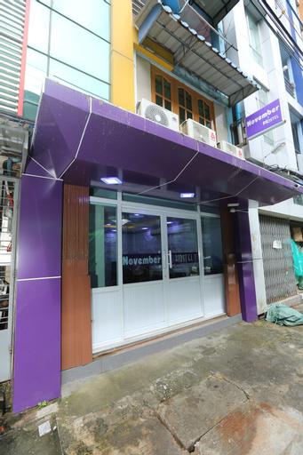 November Hostel, Yangon-W