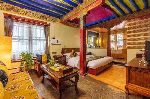 Floral Hotel Lincang Boutique Hotel, Lhasa