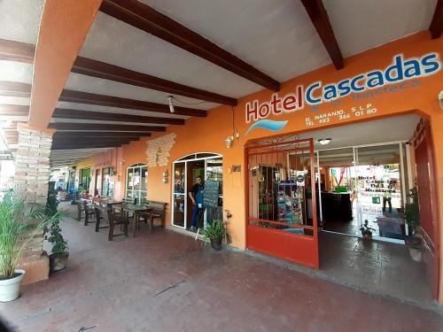 Hotel Cascadas de la Huasteca, Ciudad del Maíz