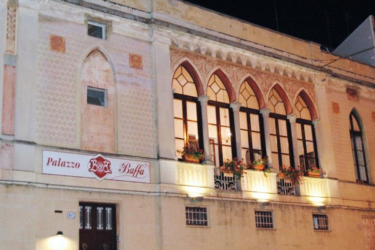 Palazzo Baffa, Lecce