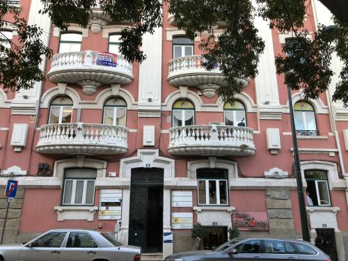 Be Lisbon Residence Marques, Lisboa