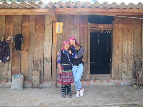 Indigenous homestay 1, Mù Căng Trai