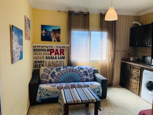 Hostel family, Ceuta