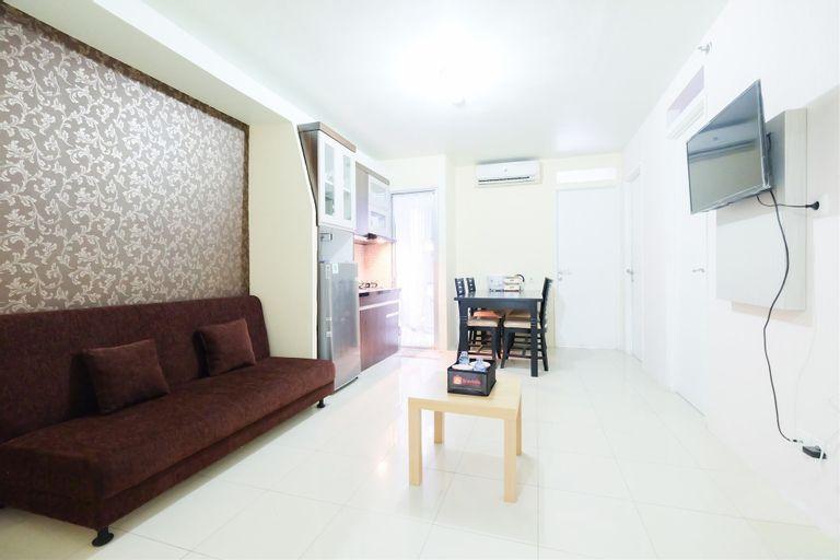 Spacious 3BR at Green Palace Apartment, South Jakarta