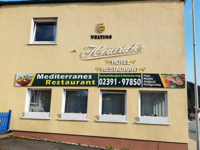 Hotel Restaurant Heidrich, Märkischer Kreis