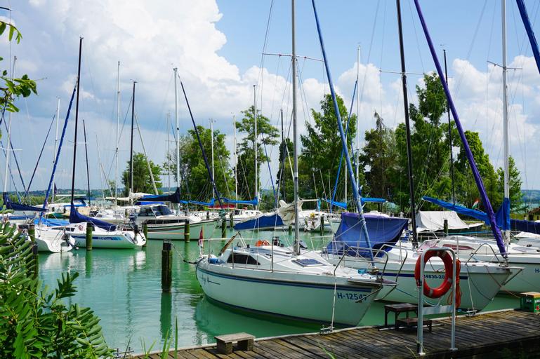 Tihany Yacht Club, Balatonfüred