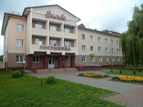 Гостиница Зельва, Zel'va