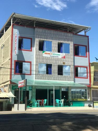 Hotel Monterrey, Patía