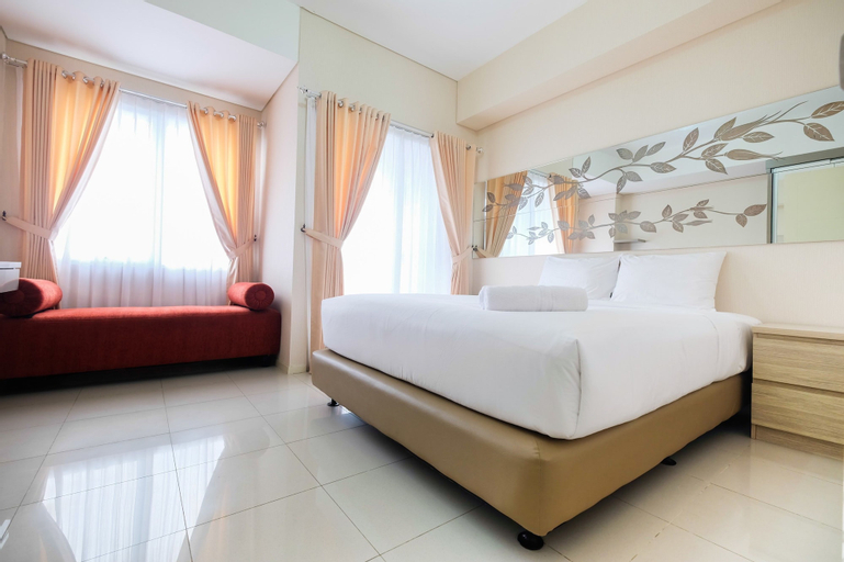Apartemen Cosmo Terrace, Central Jakarta