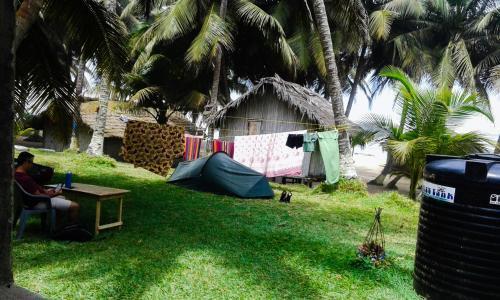 Beyin Eco Beach Camp, Jomoro