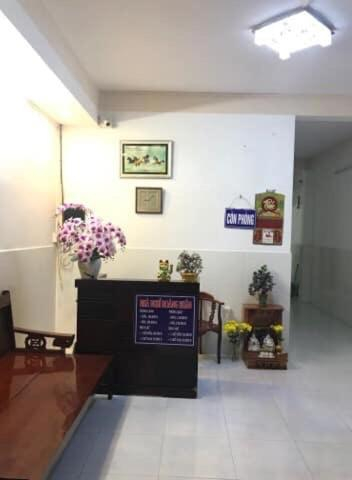 Nha nghi Hoang Huan, Long Xuyen Township
