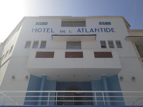 Hotel Atlantide, Safi