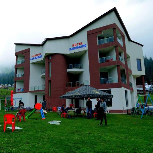 Hotel Bakhmaro, Chokhatauri