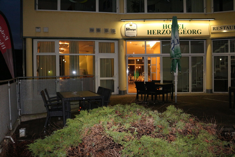 Hotel Herzog Georg, Wartburgkreis