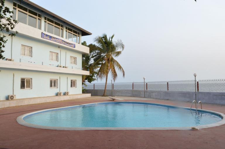 Hotel Restaurant Océano, Conakry