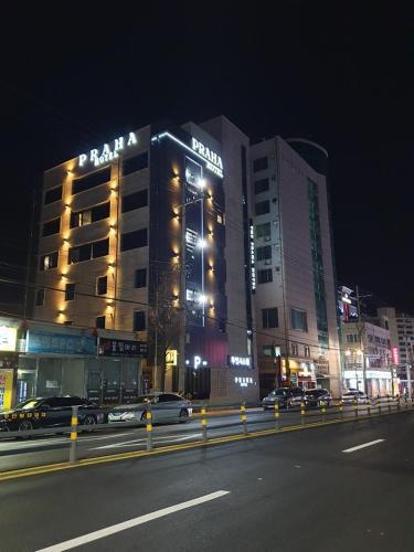 프라하 호텔(부티크), Jinju