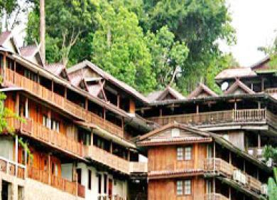 Ponnatee Resort, Sangkhla Buri