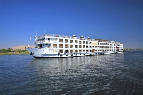 Iberotel Crown Emperor Nile Cruise - Every Thursday from Luxor for 07 & 04 Nights - Every Monday Fro, Sheikh Zayed