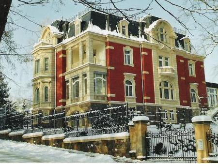 Villa Vier Jahreszeiten, Zwickau