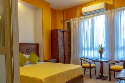The location Hotel, 'Abdin