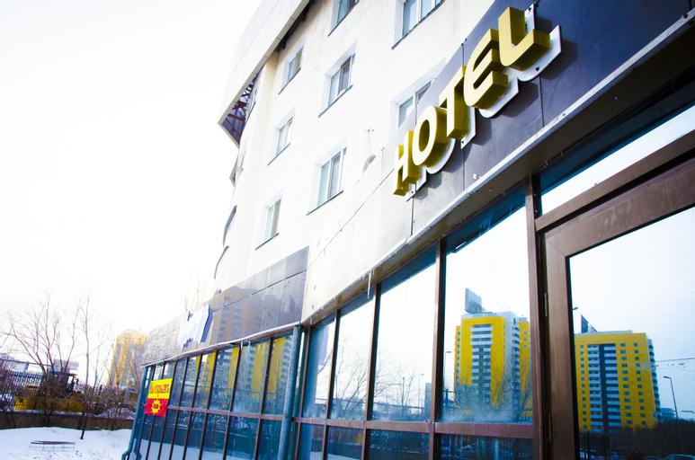 Hotel Inju on Baraeva 9, Enbekshil`derskiy