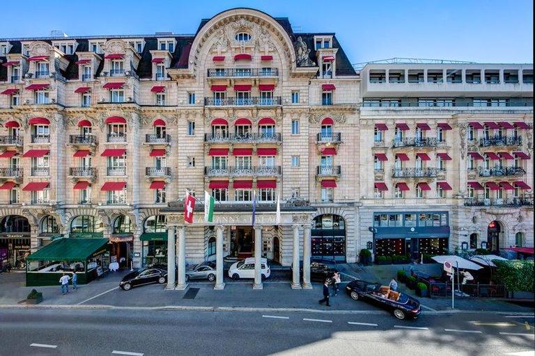 Lausanne Palace (Pet-friendly), Lausanne