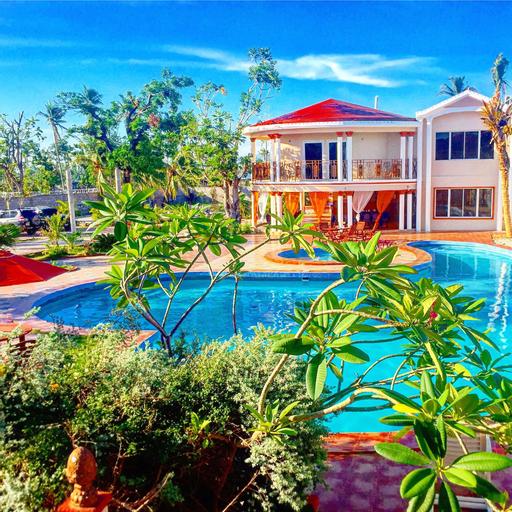 Villa Mimosa, les Cayes