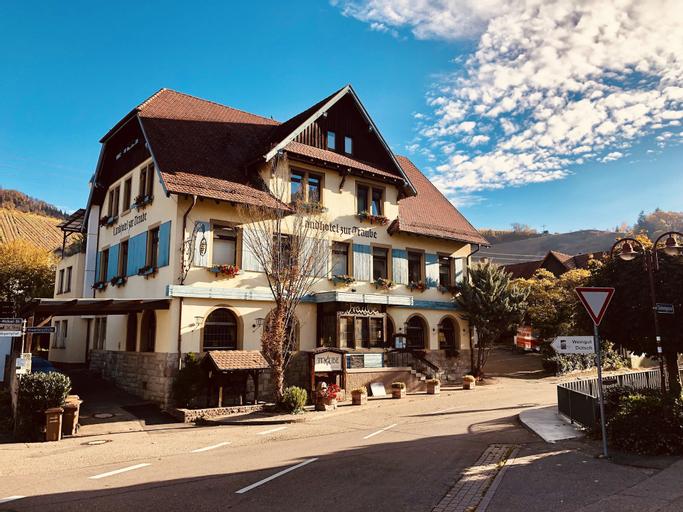 Hotel Traube, Baden-Baden