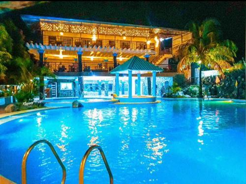 Jazkimronan Resort, Taal lake