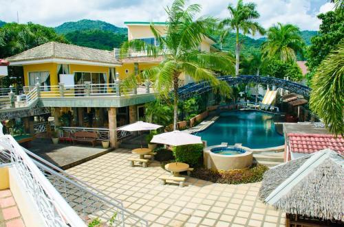 The VK Resort, Taal lake