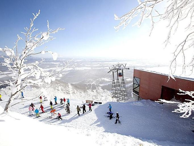 Club Med Hokkaido Sahoro, Shintoku
