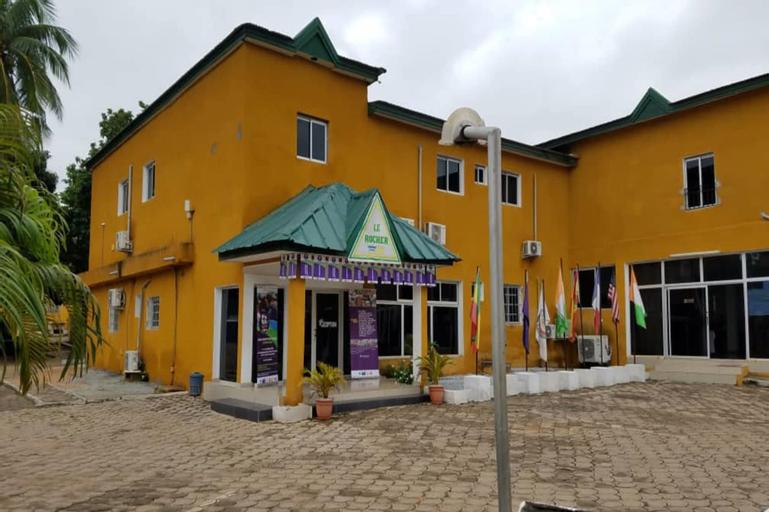 Hotel Le Rocher, Yamoussoukro