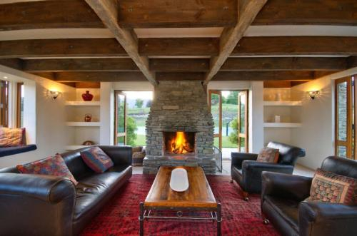 Mountain View Luxury Retreat, Queenstown-Lakes