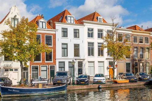B&B Hart van Leiden, Leiden