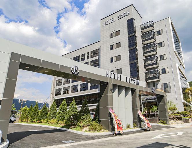 Hotel Elysia Daegu, Dalseo