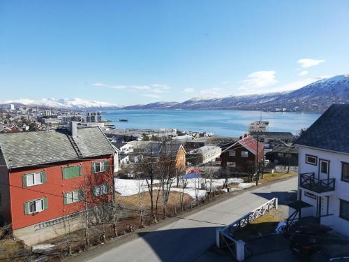 Center squere at 750m, Tromsø