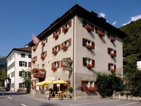 Gasthaus Alte Post, Hinterrhein