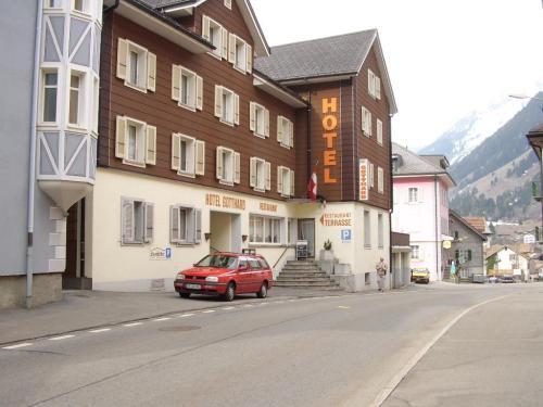 Hotel Gotthard, Uri
