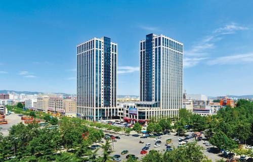 Jincheng International Trade Hotel, Jincheng