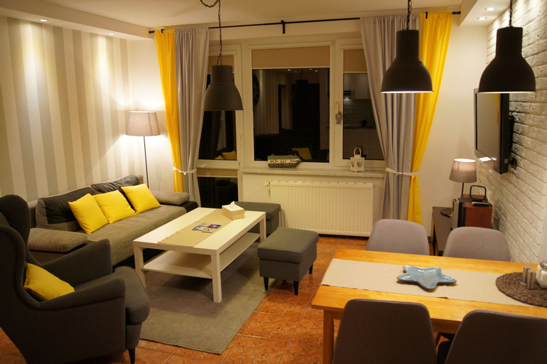 Apartamenty Usteckie - Liliowa 9, Słupsk