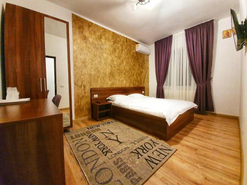 Vily Luxury Rooms, Focsani