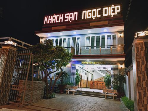 Khach san Ngoc Diep, Phan Rang-Tháp Chàm