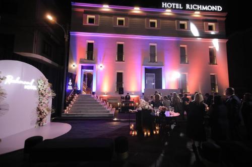 RICHMOND HOTEL, Korçës