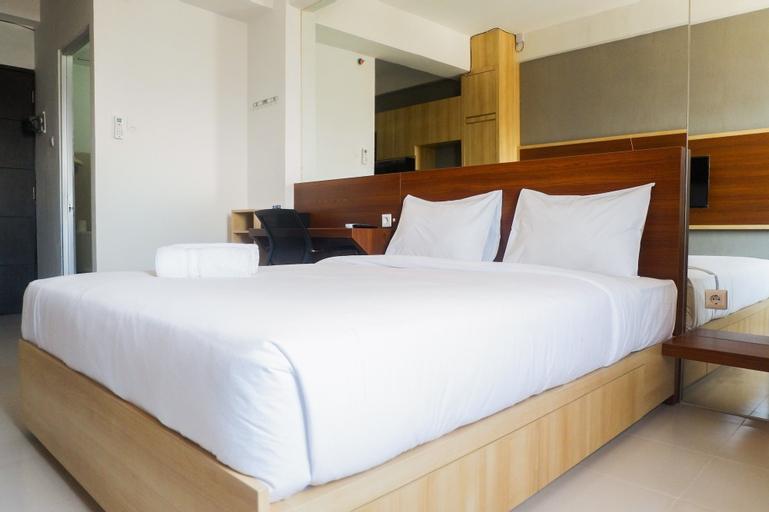 Comfy Studio Apartment at Menara Rungkut By Travelio, Surabaya