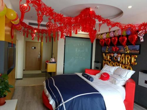 Lano Hotel Hebei Hengshui Fucheng County Fude Road, Hengshui