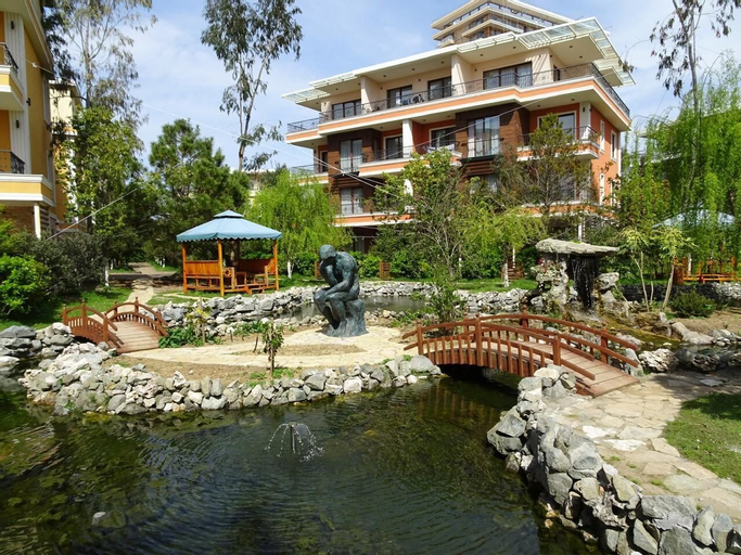 Premium apartment on the Beach Oazis Hotel, Kobuleti