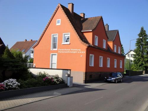 Ferienwohnung / Ferienhaus Homburg, Saarpfalz-Kreis